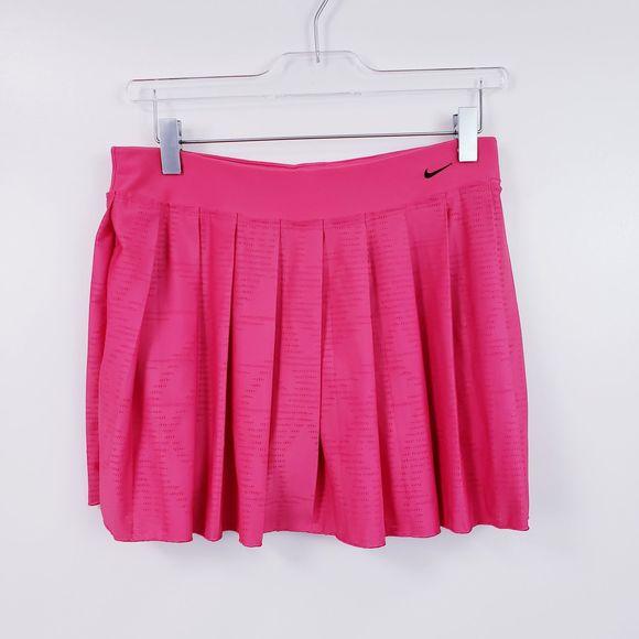 Nike Pink Spring Victory Tennis Skirt XS